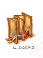 The doors by xepxyu