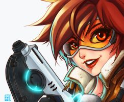Tracer by peterete