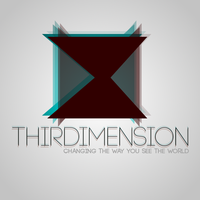 Thirdimension company logotype by bioxyde