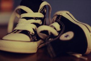 comverse all stars  by allured photo - Converse