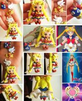 commission sailor moon charm by mayumi-loves-sora