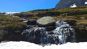 Logan's Pass- Another Stream by Rodie-the-Nightblade