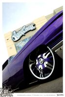 West Coast Customs Low Caddy by talesnine