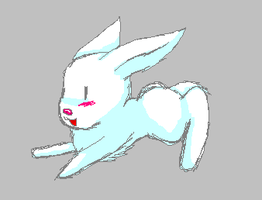 chibi rabit request by naruhinalover456