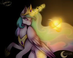 |COLLAB|Princess of the Sun by Victoria-Luna
