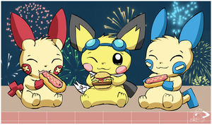 Independence Day 2013 by pichu90