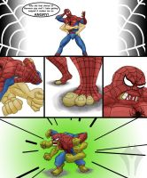 SpiderHULK by Metamorpher