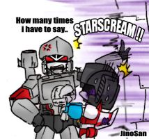 StarScream's Privacy by JinoSan