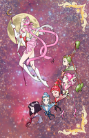 Sailor New Moon Poster? by LadyMako