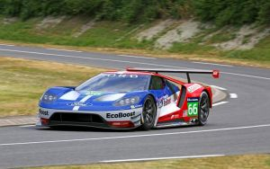 2016 Ford GT Race Car by ThexRealxBanks