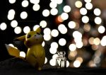 Let's Catch Fireflies, Pikachu! by Bimmi1111