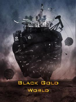 Black Gold World by CelerityzZ