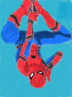 Spider-Man Homecoming by homer311