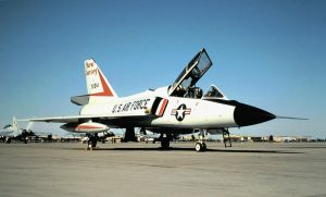 F-106B by F16CrewChief