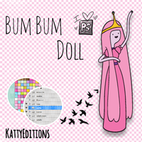 Bumm Bumm Doll by KattyEditionss
