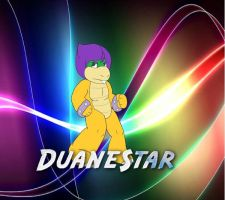 my new youtube intro cover by DuaneStar