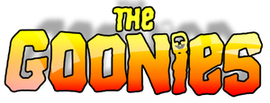 the Goonies Logo by datamouse