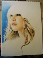 Jennifer Lawrence WIP2 by prod44