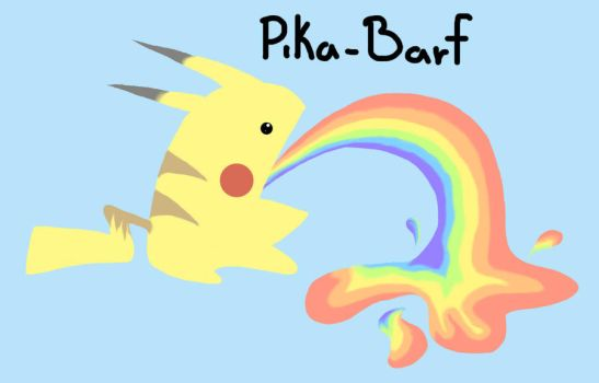 Pika-Barf by darkdemond1232130
