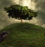 Tree - Photo manipulation by Zaba55