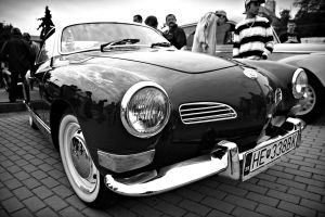 Karmann Ghia 2 by Csipesz