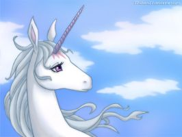 I'm Alive +The last Unicorn+ by 77Shaya77