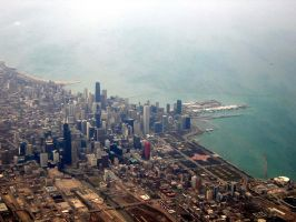 lucky chicago by Ferreson