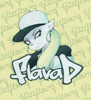 ~ FLAVA D ~ by SCIFIJACKRABBIT