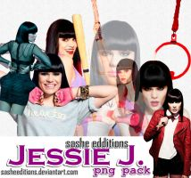 Jessie J. PNG Pack by SasheEditions