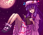 Patchouli Knowledge by tabashio