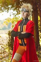 Naruto cosplay by Setor