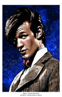 Eleven - Doctor Who Series by indigowarrior