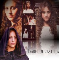 Isabella of Castile (Michelle Jenner) by Nurycat