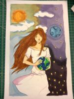 World In Words and Pictures by Sisiera