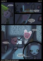 IZ-BTE Fan Comic: Ch3-Pg6 by CGIgal