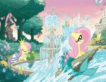 My Little Pony Micro #4 Larry's/Jetpack Cover by TonyFleecs