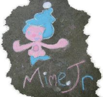 Chalk Mime.Jr by Oceayo