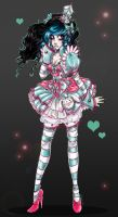 Marionette In Wonderland by NoFlutter
