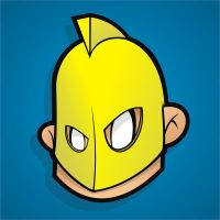 Heads Up JSA Dr Fate by HeadsUpStudios