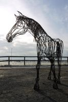 Horse 2 by HubcapCreatures