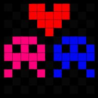 Invader's Love by Lulutton