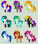 MLP ADOPTS! CLOSED by Arxielle