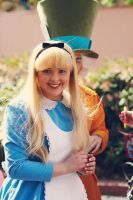 Alice from Wonderland by Mlle-Dreamer