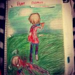 Hunger games a bajanCanadian and jeromeasf fanart by XxangelclawxX
