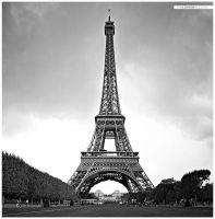 La Tour Eiffel by crunklen