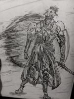 Warrior by 666mephistopheles