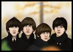 Beatles For Sale by Loony-Lucy