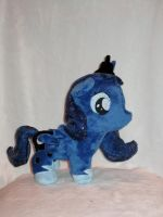Princess Luna Filly by munchforlunch