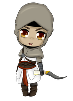 Commission: Shadi Chibi by pomppet