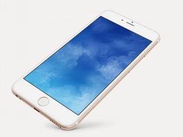 The Ula Wallpaper for iPhone6 and 6 Plus by kiwimanjaro